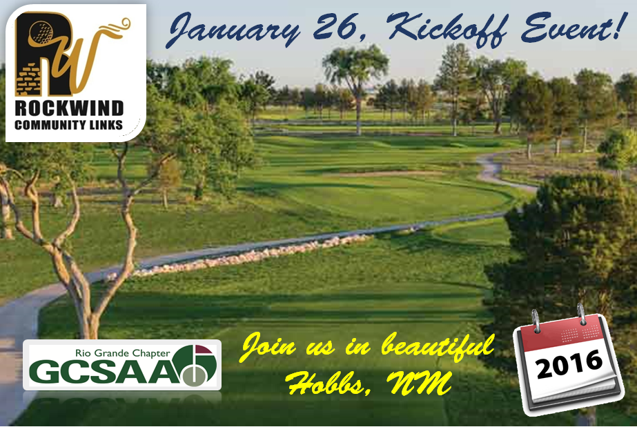 January Kickoff Event - Registration Now Open - Rio Grande ...